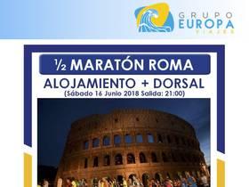 MEDIA MARATÓN ROMA